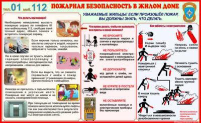 Правила техники безопасности в многоквартирном доме остановка дом техники киров автобусы
